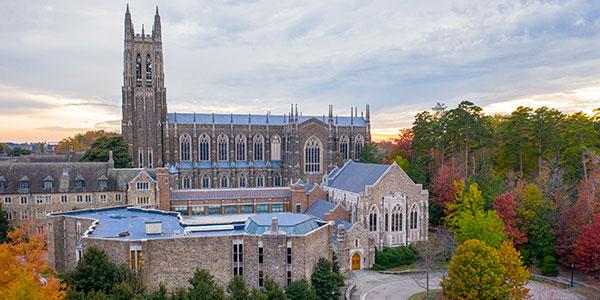 Divinity School and Duke Chapel